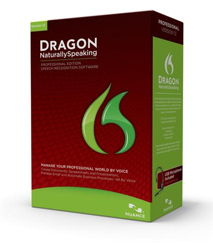 Dragon 12.5 Professional
